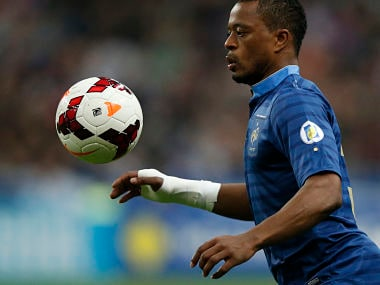 Serie A: Juventus defender Patrice Evra joins Marseille on 18-month contract