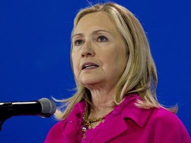 Hillary Clinton says she wont run for president in 2020 elections; warns Democracts to not take things for granted