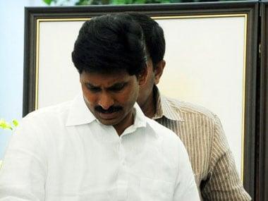 Telangana row: Jagan Reddy taken into preventive custody