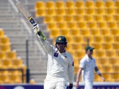 Misbah show helps Pakistan break South Africas unbeaten Test run