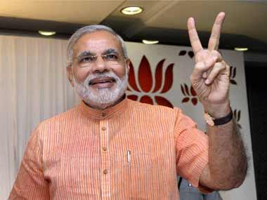 Modi-led BJP now has momentum to cross 200 in 2014