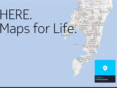 Nokia's HERE to start first community mapping project in India
