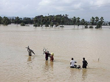 Odisha floods: Govt issues alert in six districts as met department predicts heavy rainfall