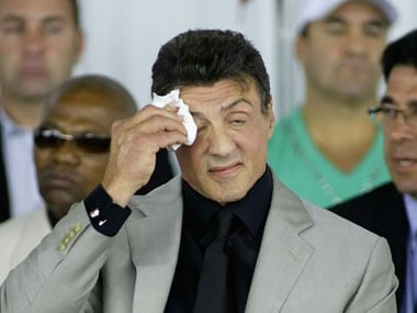 Sylvester Stallone's sexual assault charges being reviewed by Los Angeles District Attorney office