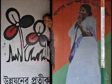 Trinamool Congress. Reuters.