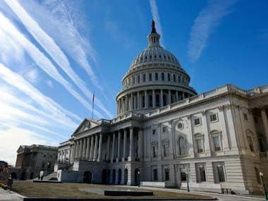 File image of US Capitol building. Reuters