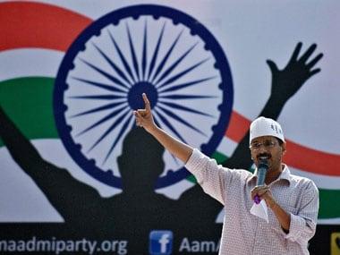 Arvind Kejriwal. AFP.