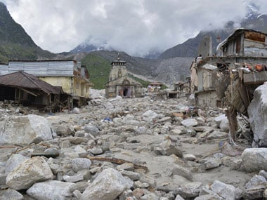 Kedarnath reconstruction work to be completed in two years: Harish Rawat