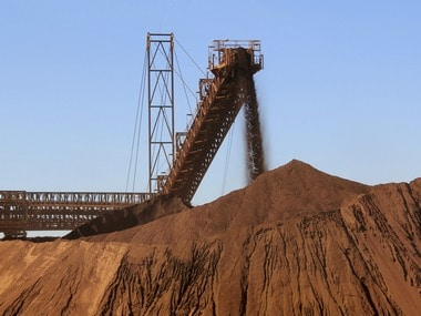 Representational image of mining. Reuters