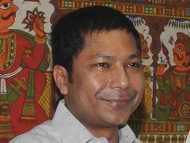 File image of Meghalaya chief minister Mukul Sangma. Image courtesy: PIB