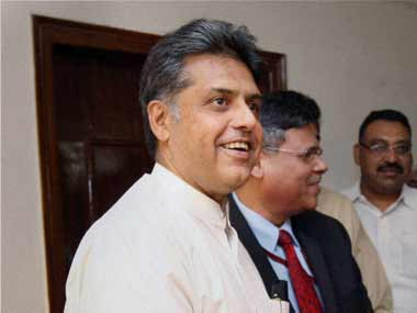 Manish Tewari offers apology after controversial tweet, says it was not  meant for Narendra Modi