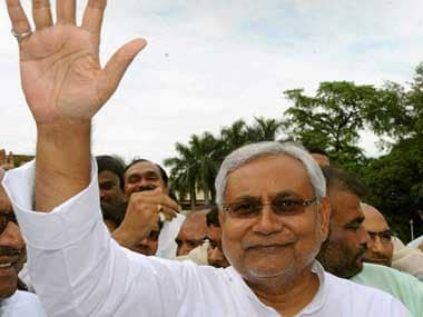Nitish flayed for delayed decision on setting up ATS in Bihar