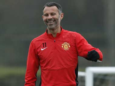 Manchester United legend Ryan Giggs expresses interest to succeed Chris Coleman as Wales manager