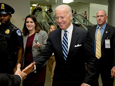 Waiting for Biden: Impatience about 2016 takes chaotic turn