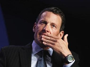 File image of Lance Armstrong. Reuters