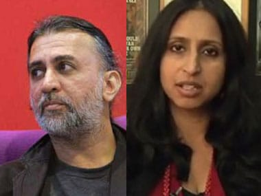 Sex assault case: Shoma failed to separate Tehelka from Tejpal