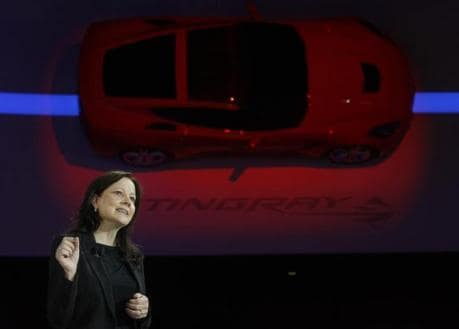 GM gets first woman CEO, Barra to replace Akerson