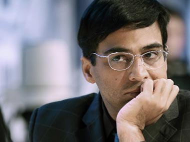 London Classic: Anand in joint lead after two rounds