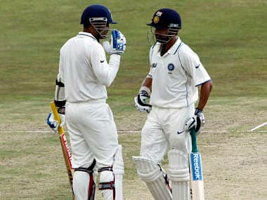 File photo of Gautam Gambhir and Virender Sehwag, who are both playing for Delhi. Reuters