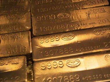 As expectations of Fed taper increase, gold drops 1 percent