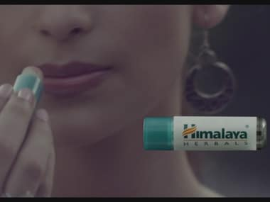 TVC: Himalaya on how a lip balm doesnt let conversations run dry