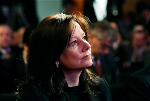 GM names first woman CEO: The challenges that Mary Barra faces