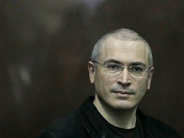 Kremlin critic Mikhail Khodorkovsky wants to open the West's eyes on Vladimir Putin's Russia through his documentary