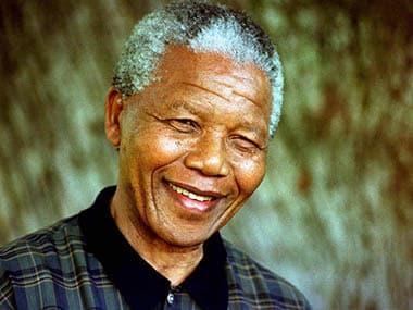 Nelson Mandela. Reuters