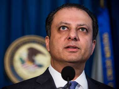 Is the US Attorney looking for a big scalp. AFP