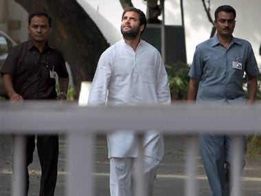 Rahuls desire to learn from AAP shows deep disorder in Congress