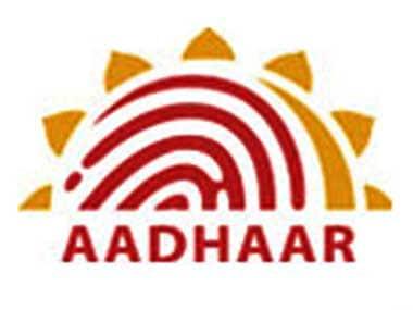 Aadhaar logo. Image courtesy UIDAI