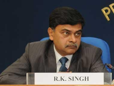 Ex-Home Secy RK Singh to join BJP; to contest LS polls