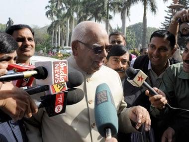 Sexual harassment: Somnath Chatterjee defends AK Ganguly