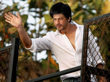 Want to take my kids to Pak, hope for friendlier ties: Shah Rukh Khan