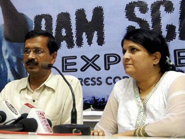 Too much negativity: Anjali Damania on why she wanted to quit AAP