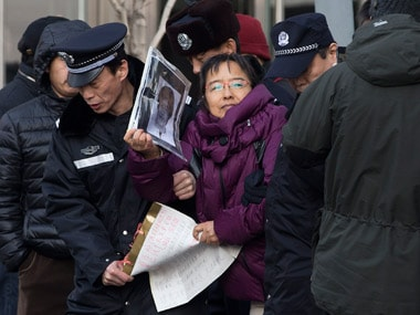 China: Tight security around trial of New Citizens activist-founder Xu