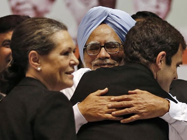 The Congress party's real Plan B: Lose the election, defeat BJP