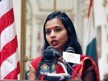 Vegetarians are rapists: US diplomat expelled in Devyani row is racist