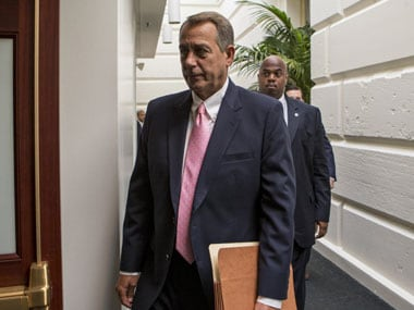 Won't give up wine, cigarettes to become US president: John Boehner