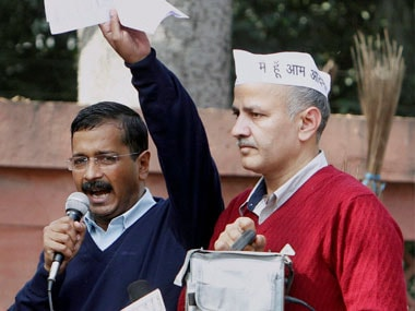Kejriwal's dharna showed the various faces of the Congress. PTI