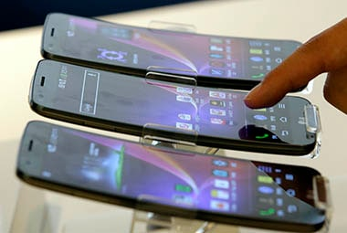 LG developing microLED display panels to be used on various electronic devices including smartphones, laptops and tablets