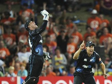 Number Cruncher: All the stats from the first India vs NZ tied match