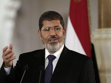Top Egypt court upholds life sentence against ousted president Mohammed Morsi for leaking state documents