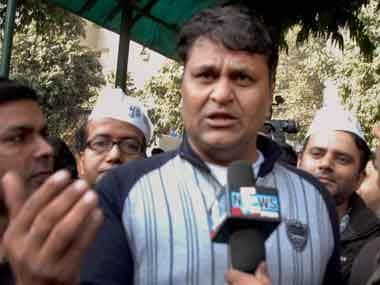 AAP refutes allegations by Binny, says action will be taken against him