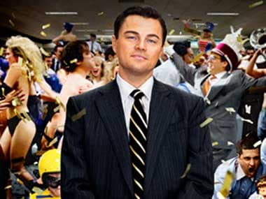 The Wolf Of Wall Street review: its Goodfellas with Leo diCaprio