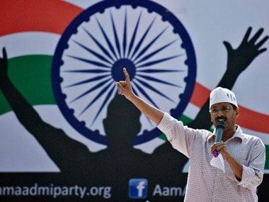 Delhi Police asks Kejriwal to shift dharna to Jantar Mantar