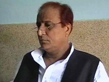 Azam Khan. Ibnlive