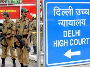 File image of Delhi High Court. AFP