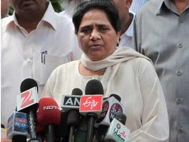 Bahujan Samaj Party chief Mayawati. PTI