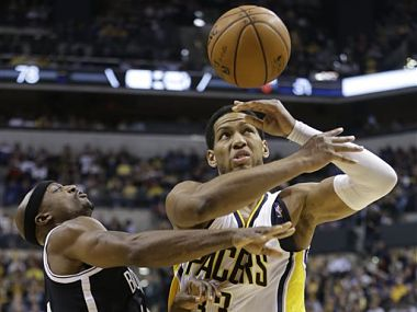NBA roundup: Pacers widen lead as Heat lose to Nets
